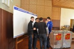 Выборы в Совет молодежи